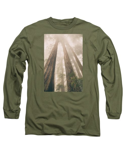 Looking At Giants Long Sleeve T-Shirt