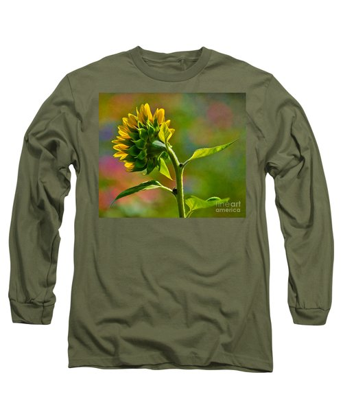 Looking For The Sun Long Sleeve T-Shirt