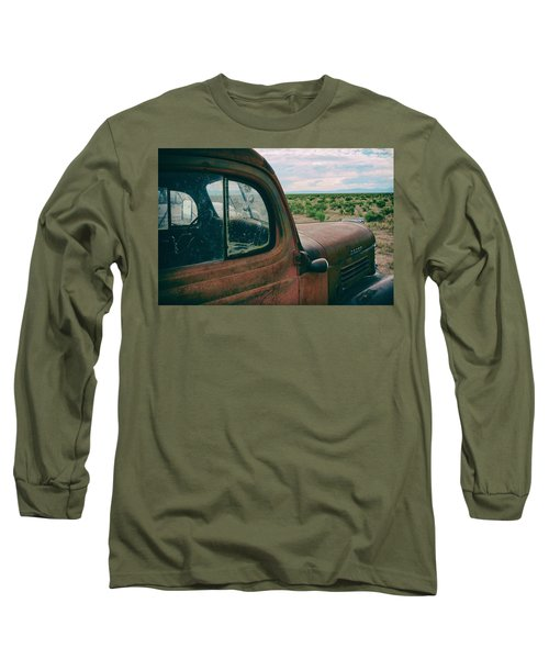 Looking West Long Sleeve T-Shirt