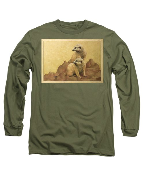 Lookouts Long Sleeve T-Shirt