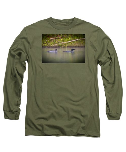 Loons 1 Long Sleeve T-Shirt