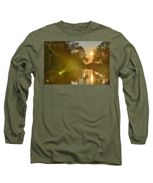 Loosdrecht Lensflare Long Sleeve T-Shirt