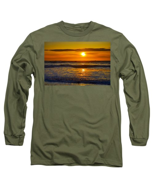 Lost Coast Sunset Long Sleeve T-Shirt