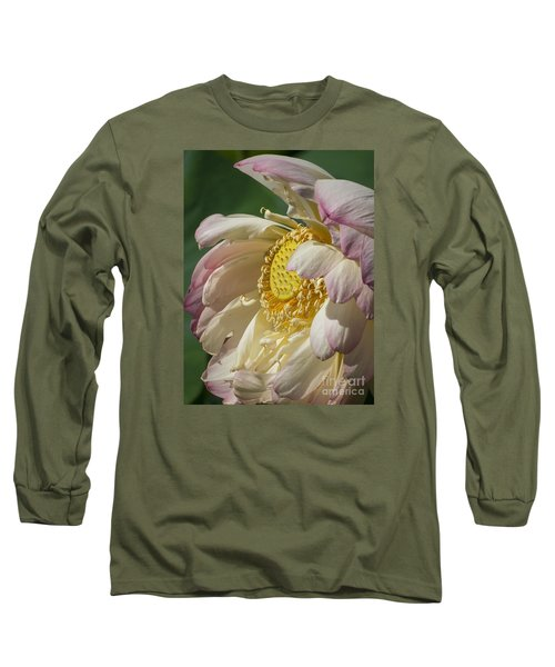 Lotus Glory Long Sleeve T-Shirt