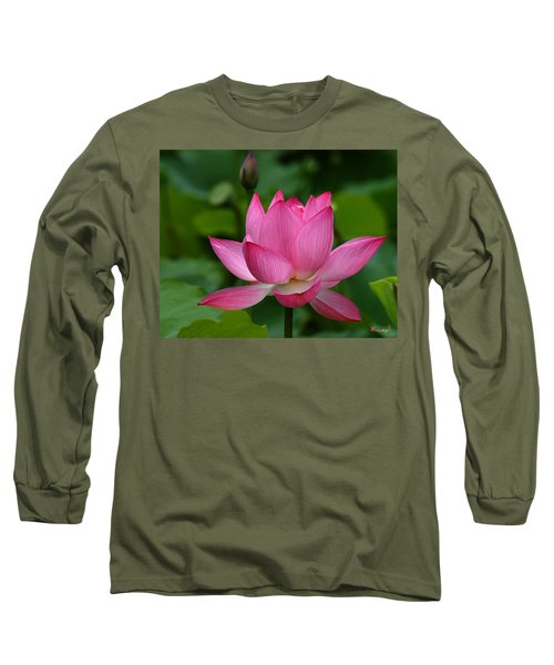 Lotus--shades Of Past And Future Dl029 Long Sleeve T-Shirt