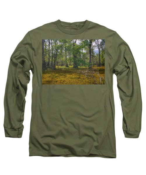 Louisiana Swamp Long Sleeve T-Shirt