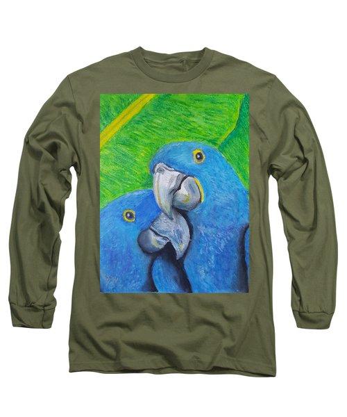 Lovebirds Long Sleeve T-Shirt