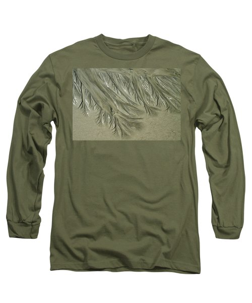Low Tide Abstracts Iv Long Sleeve T-Shirt