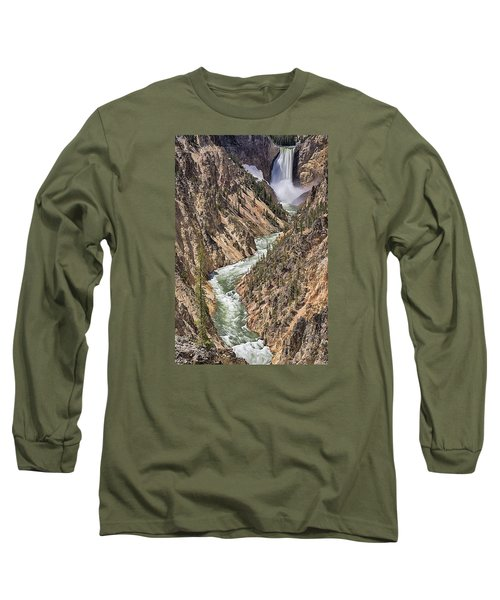 Lower Falls Long Sleeve T-Shirt