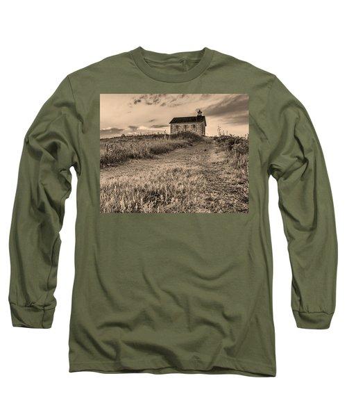 Lower Fox Creek School Long Sleeve T-Shirt