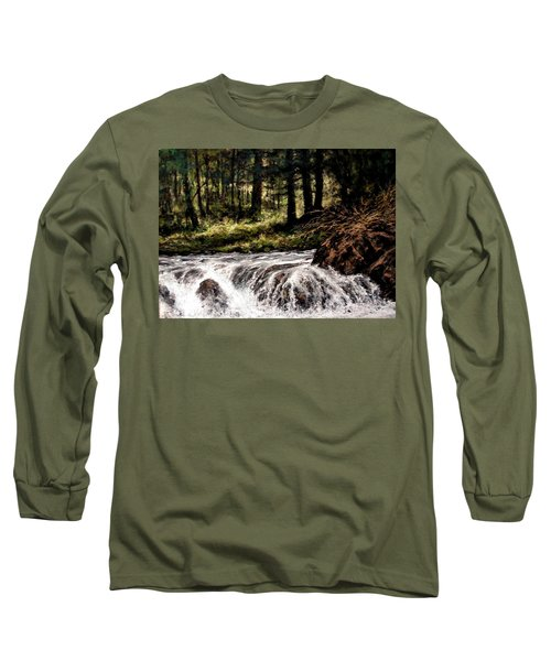 Lucia Falls In July Long Sleeve T-Shirt