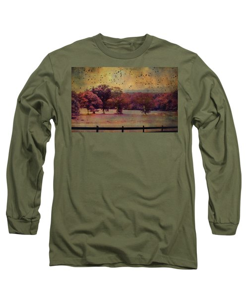 Lucid Ehereal Dream Long Sleeve T-Shirt