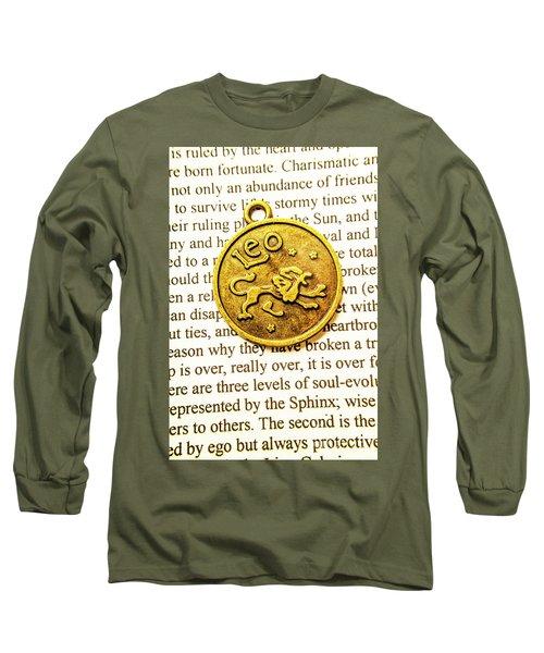 Lucky Leo Charms Long Sleeve T-Shirt