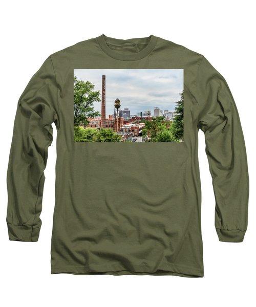 Lucky Skyline Long Sleeve T-Shirt