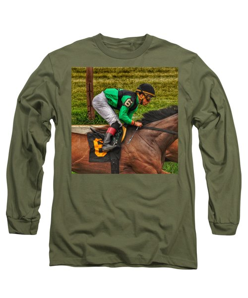 Luis Long Sleeve T-Shirt