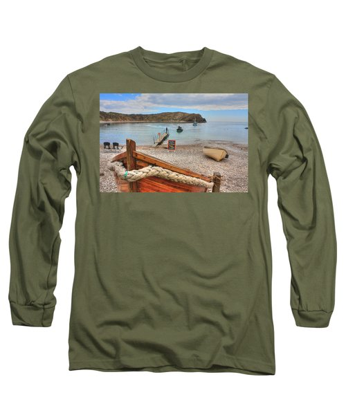 Lulworth Cove Long Sleeve T-Shirt
