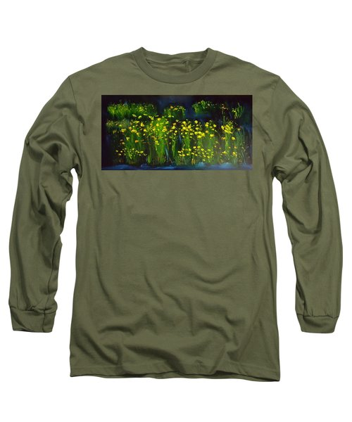 Lumonious Buds     17 Long Sleeve T-Shirt