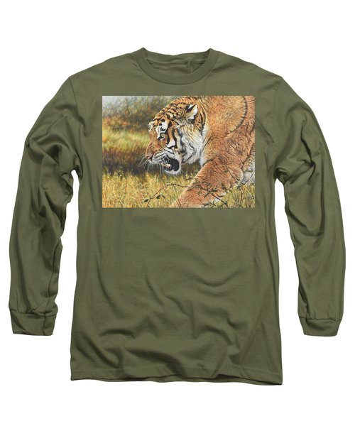 Lunch Time Long Sleeve T-Shirt