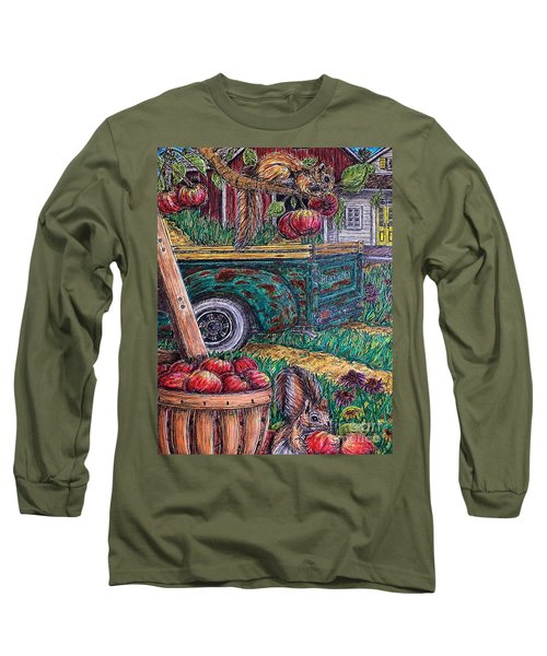 Lunchtime Long Sleeve T-Shirt