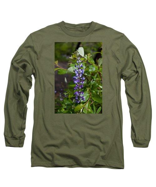 Lupine Long Sleeve T-Shirt