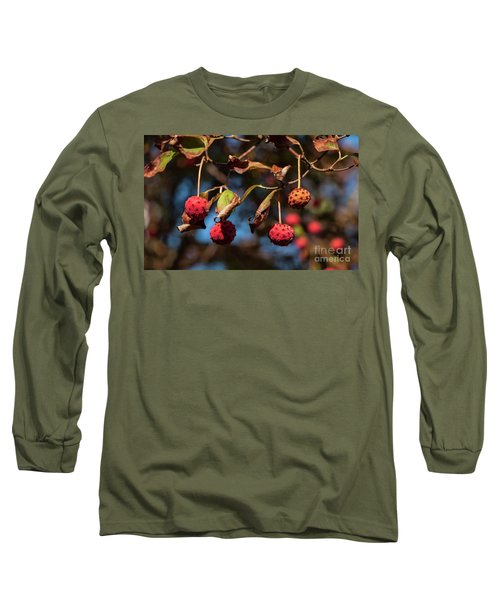 Lychees Long Sleeve T-Shirt