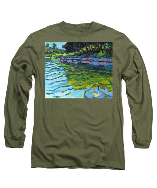 Lyndhurst Shoreline Long Sleeve T-Shirt