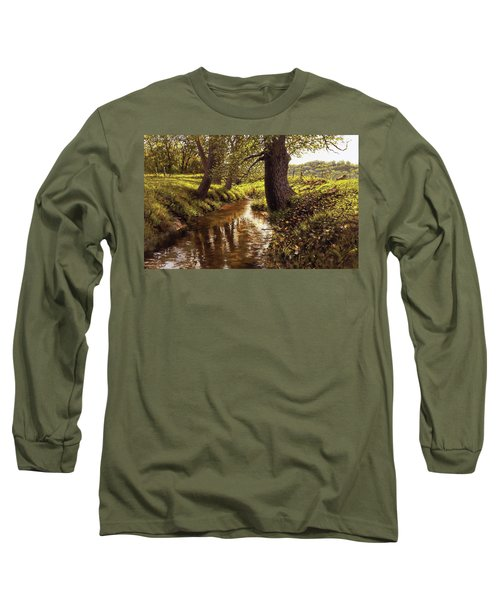Lyon Valley Creek Long Sleeve T-Shirt
