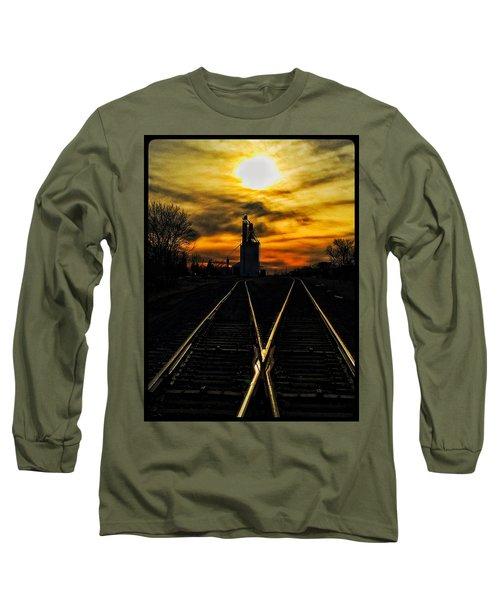 M Track Long Sleeve T-Shirt
