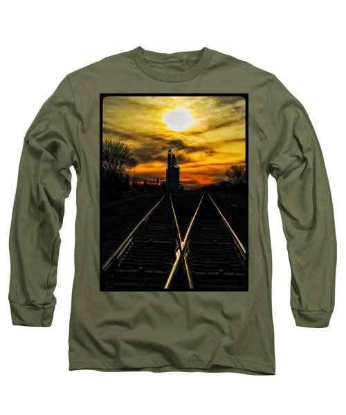 M Track Long Sleeve T-Shirt
