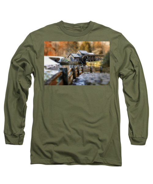 Mabry Mill Dream Long Sleeve T-Shirt