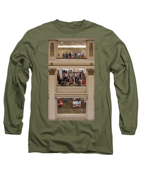 Macy's Department Store Long Sleeve T-Shirt