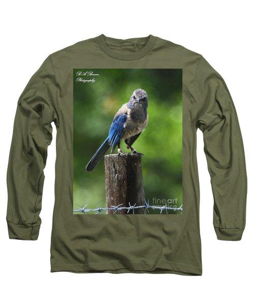 Mad Bird Long Sleeve T-Shirt