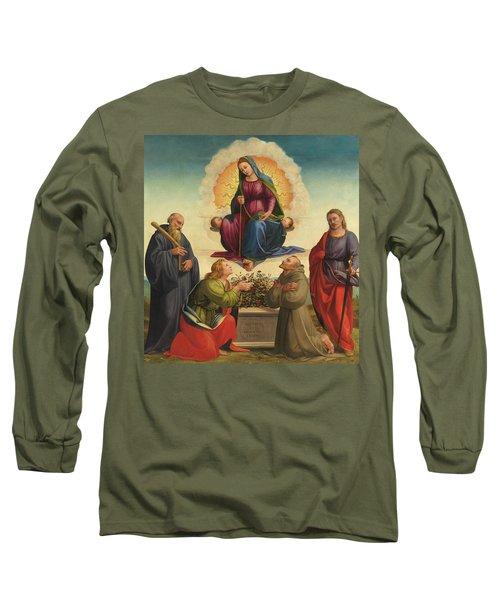 Madonna Delle Cintola Long Sleeve T-Shirt