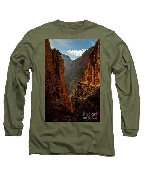 Magestic View Long Sleeve T-Shirt