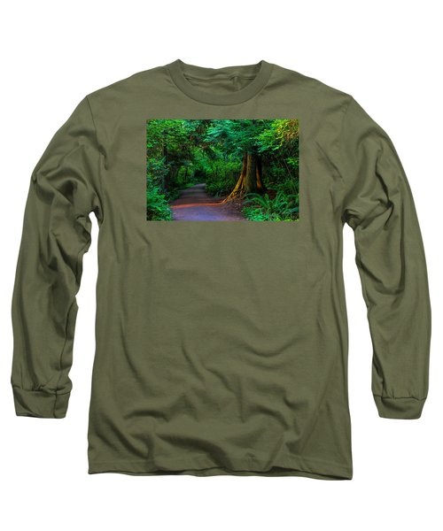 Magic Moment Long Sleeve T-Shirt by Alana Thrower