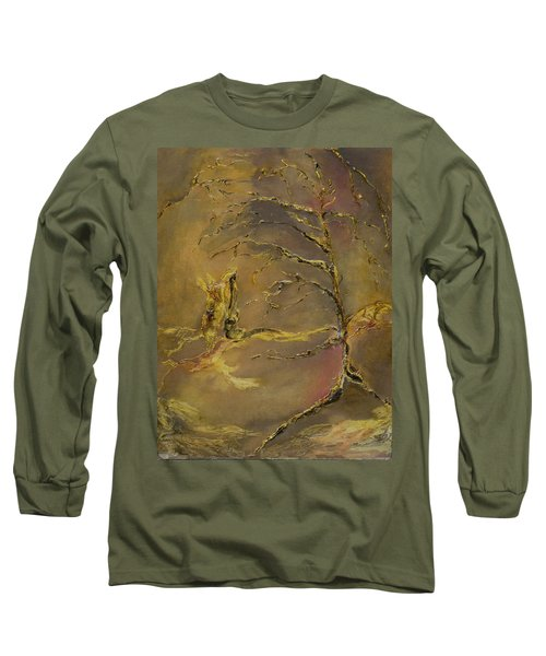 Magic Long Sleeve T-Shirt by Nadine Dennis