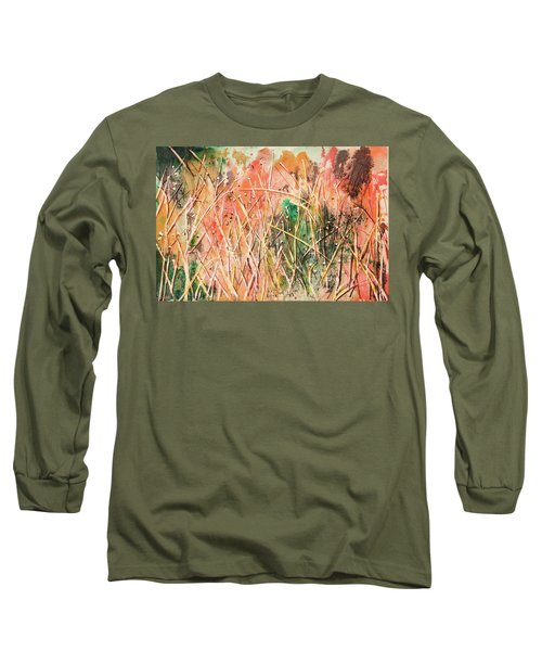 Magic Of Colors Long Sleeve T-Shirt