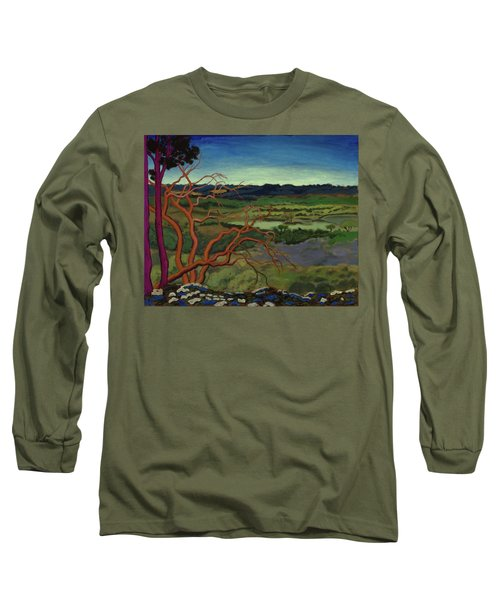 Magic Trees Of Wimberley Long Sleeve T-Shirt