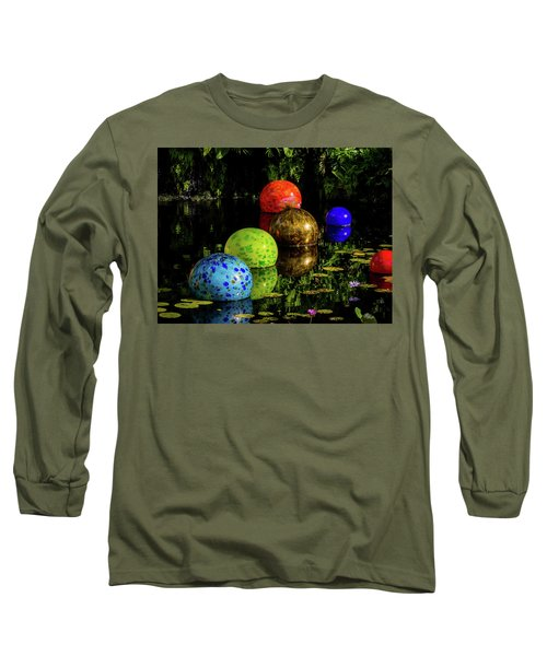 Magical Circles Long Sleeve T-Shirt