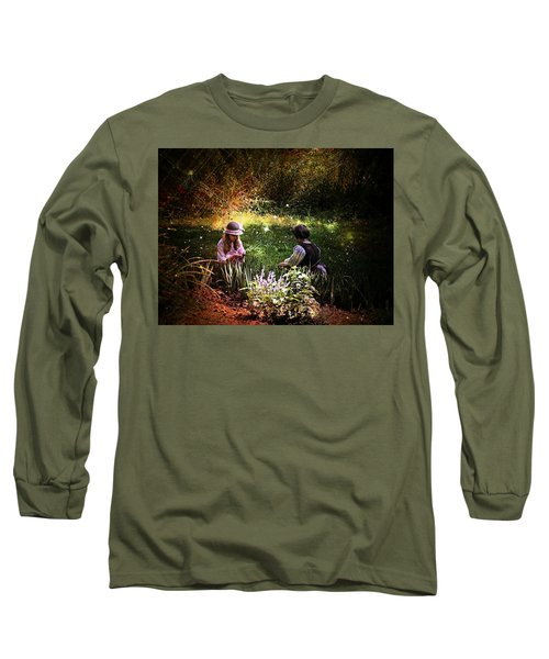 Magical Garden Long Sleeve T-Shirt