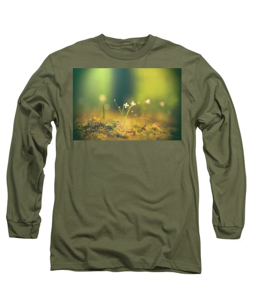 Long Sleeve T-Shirt featuring the photograph Magical Moment by Shane Holsclaw