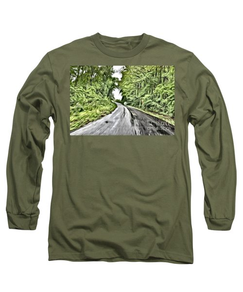 Magical Road Home Long Sleeve T-Shirt