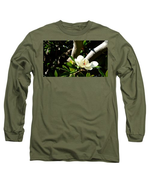 Magnolia Nest Long Sleeve T-Shirt