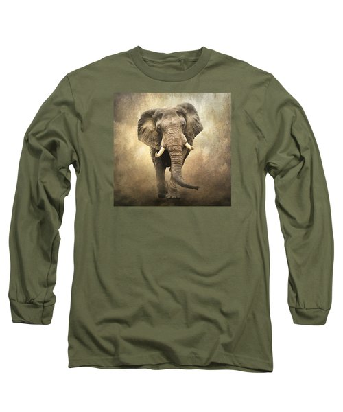 Long Sleeve T-Shirt featuring the photograph Majestic Beauty by Brian Tarr