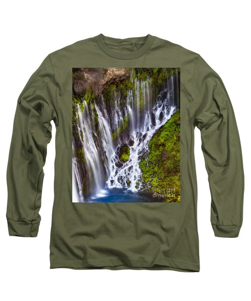 Majestic Falls Long Sleeve T-Shirt