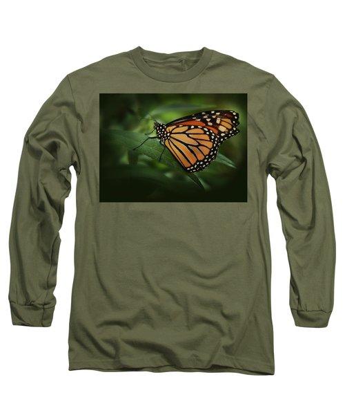 Majestic Monarch Long Sleeve T-Shirt