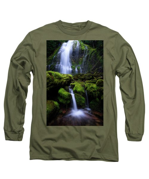 Majestic Proxy Long Sleeve T-Shirt