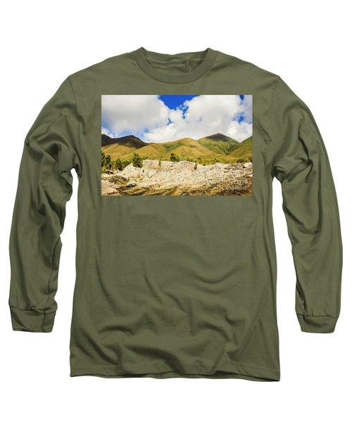Majestic Rugged Australia Landscape  Long Sleeve T-Shirt