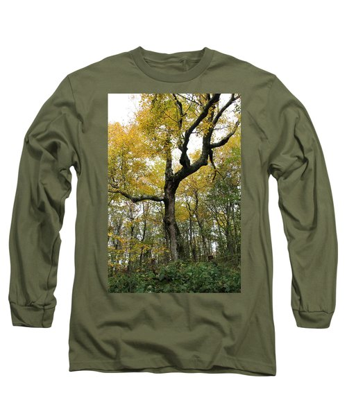 Majestic Tree Long Sleeve T-Shirt