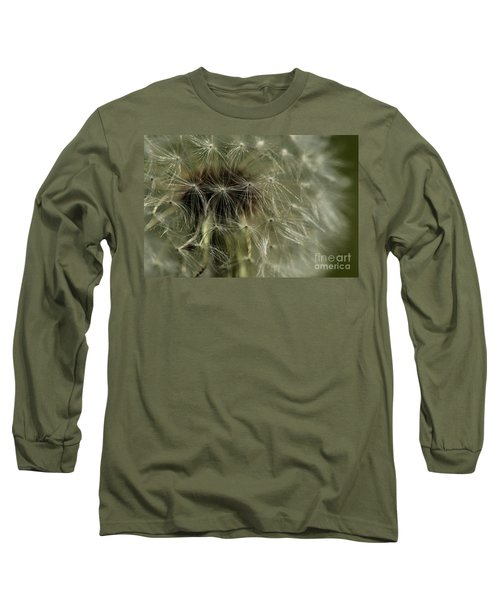 Make A Wish Long Sleeve T-Shirt by JT Lewis